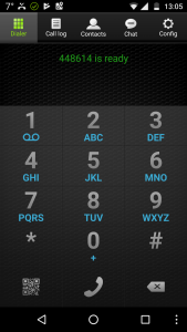 Zoiper Android Softphone